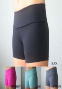 Deep Fold Shorts