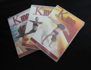 Kino MacGregor Ashtanga Yoga DVD 3-Pack