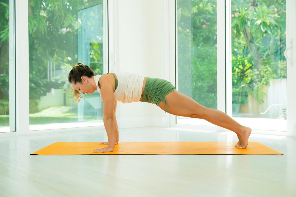 Yoga Is Challenge Day 50  Strength   Kino MacGregor   Online Yoga ...
